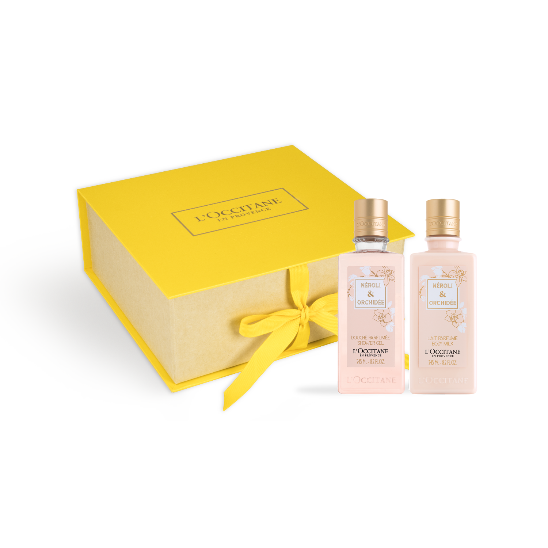 Néroli & Orchidée DUO Gift Set