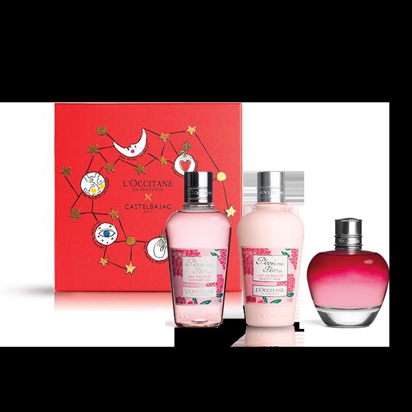 Peony Fragrance Set