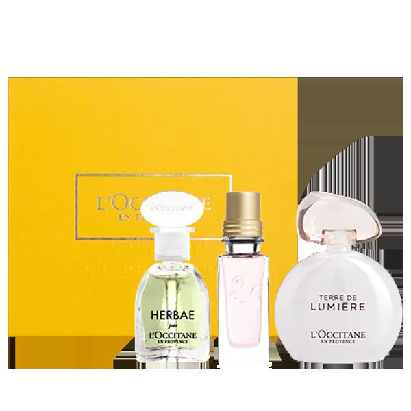 Mini perfume TRIO