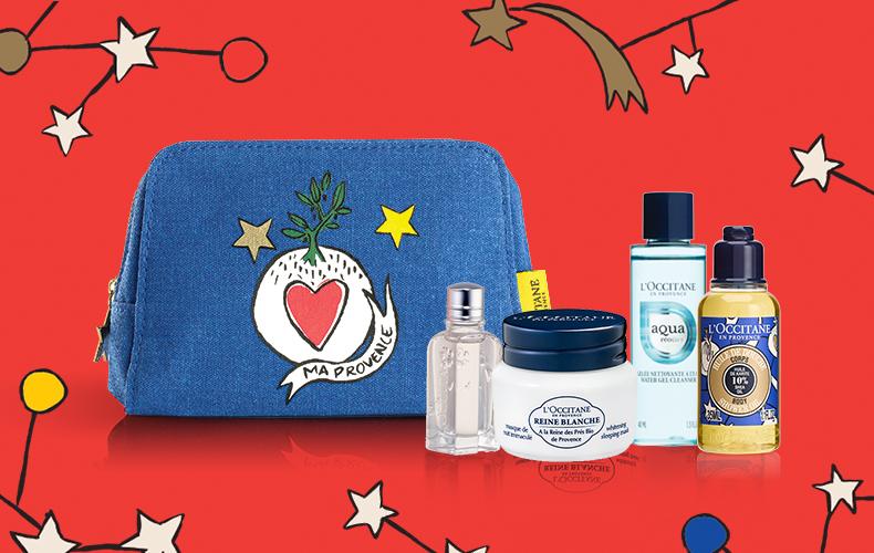 Holiday Gift Bag LOccitane
