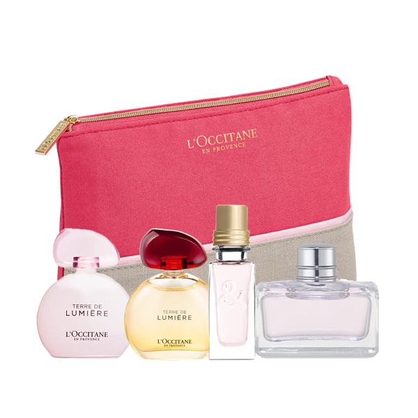 Fragrance Collection Discovery Kit