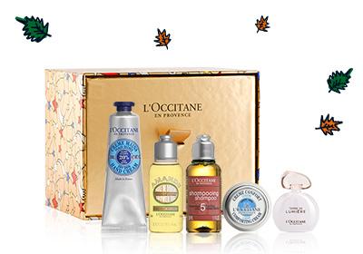 Kosmetik parfum und gesichtspflege l occitane en provence