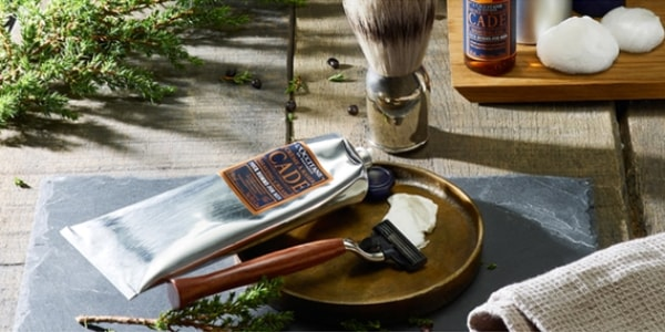 Top 3 shaving tip - Cade shaving ritual - l'Occitane