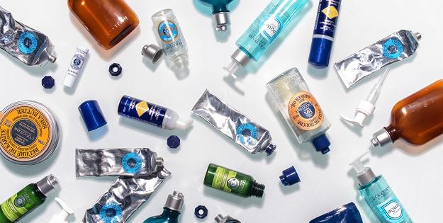 Recyclage - L'OCCITANE