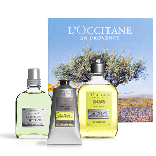 Cedrat Gift Set For Men