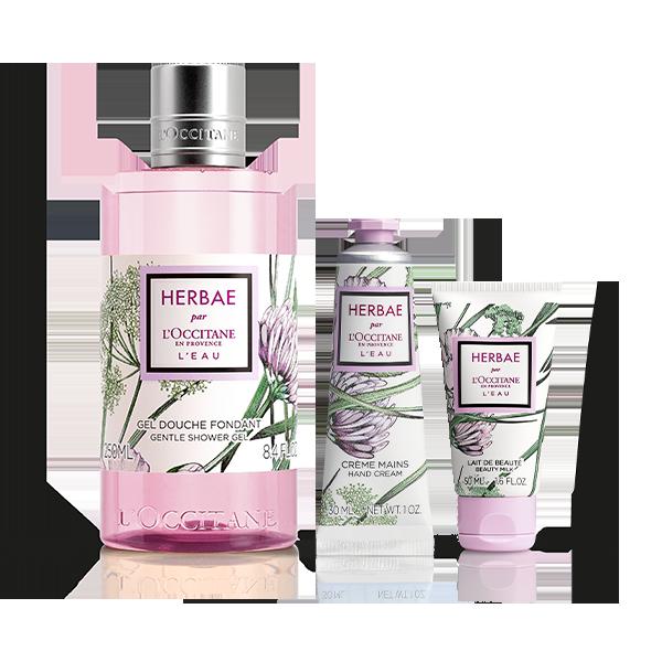 Floral Herbae Set