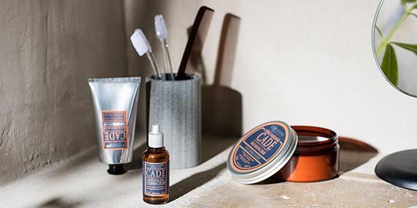 Aceite de afeitado-Aceite de afeitado de Cade.L'occitane