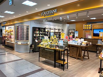 ロクシタン 宮崎山形屋店
