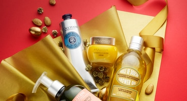 Lunar New Year beauty - L'Occitane