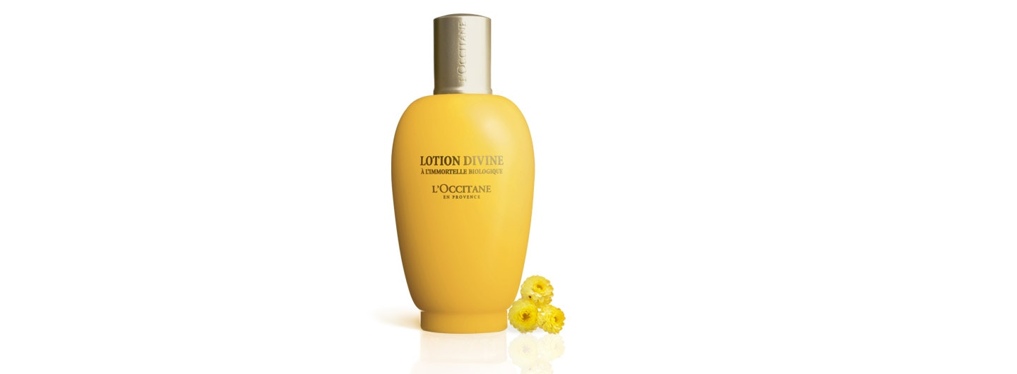 Immortelle Divine Lotion - L'Occitane