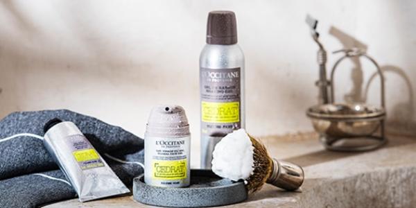 Shaving gel - Cedrat shaving gel - l'Occitane