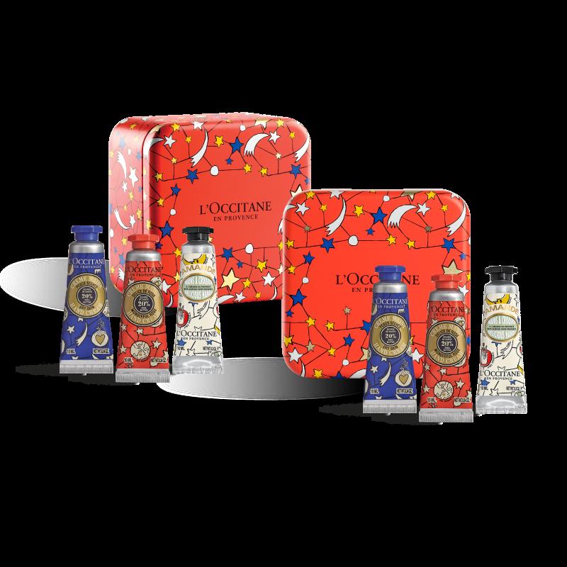 Online Exclusive! - DUO Soft & Tender Hand Cream Xmas Set