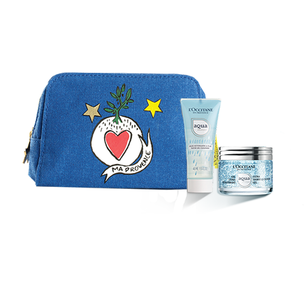 AQUA REOTIER HOLIDAY SET