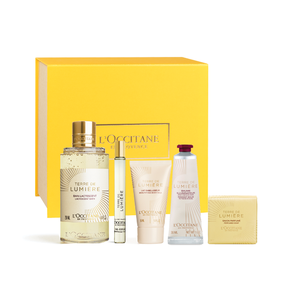 Terre de Lumiere Fragrance Collection