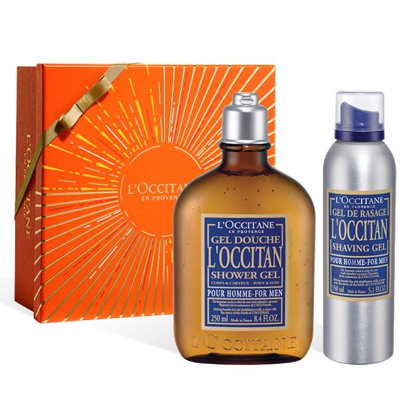 Energetic L'Occitan For Men Set