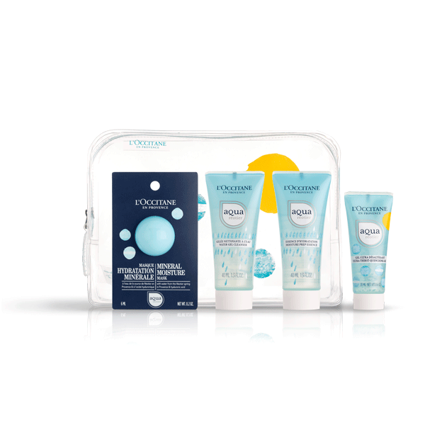 AQUA REOTIER CREAM HYDRATION COLLECTION