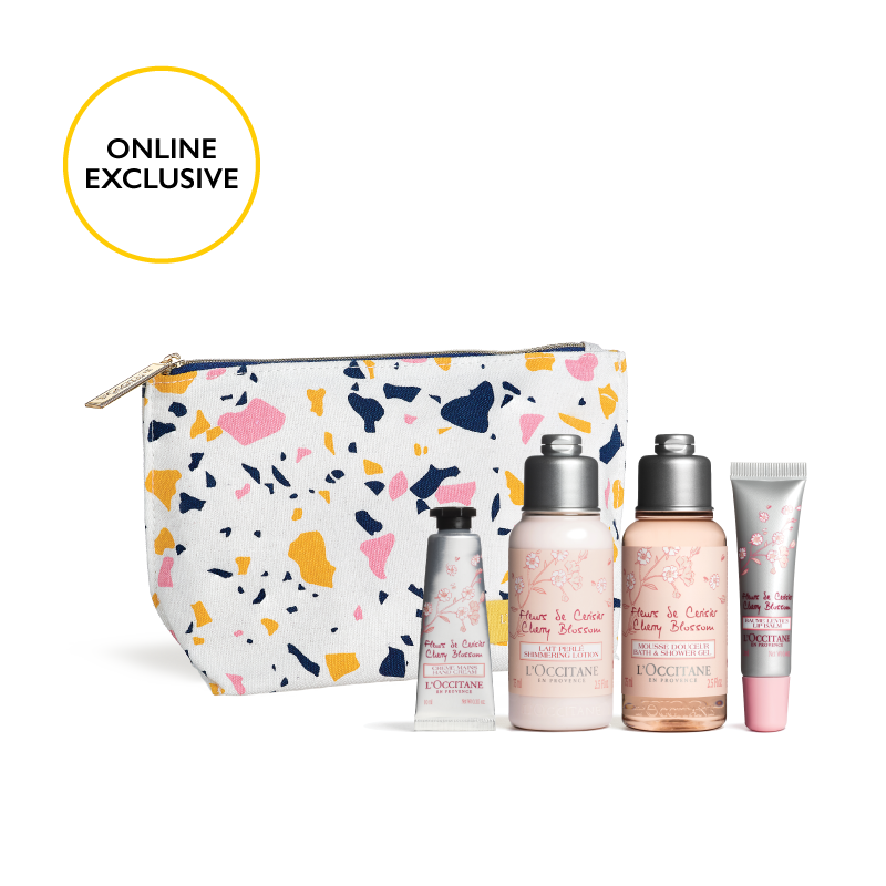 Online Exclusive! - Blooming Cherry Blossom Set