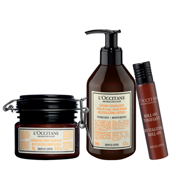 Refreshing & Revitalising Gift Set