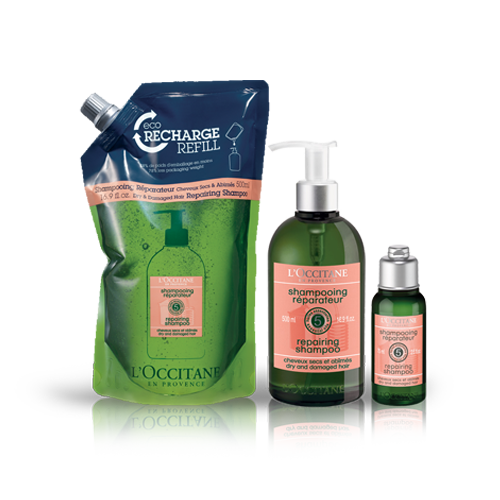 Aromachologie Repairing Shampoo Eco-Refill Bundle