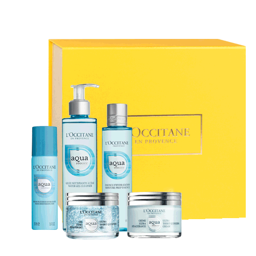 AQUA REOTIER HYDRATING SET