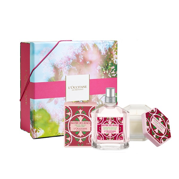 Rose Mother's Day Gift Set
