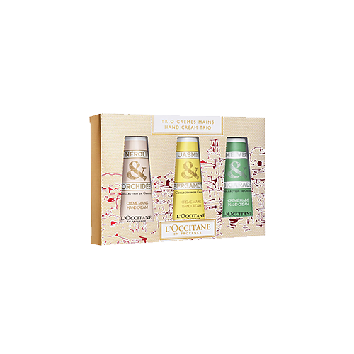 Hand Cream Trio Collection de Grasse