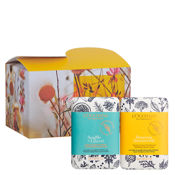 Home Fragrance Soap Duo