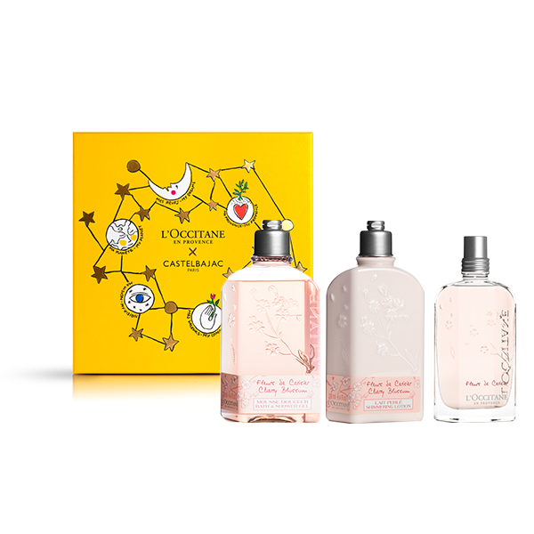 Cherry Blossom Fragrance Set