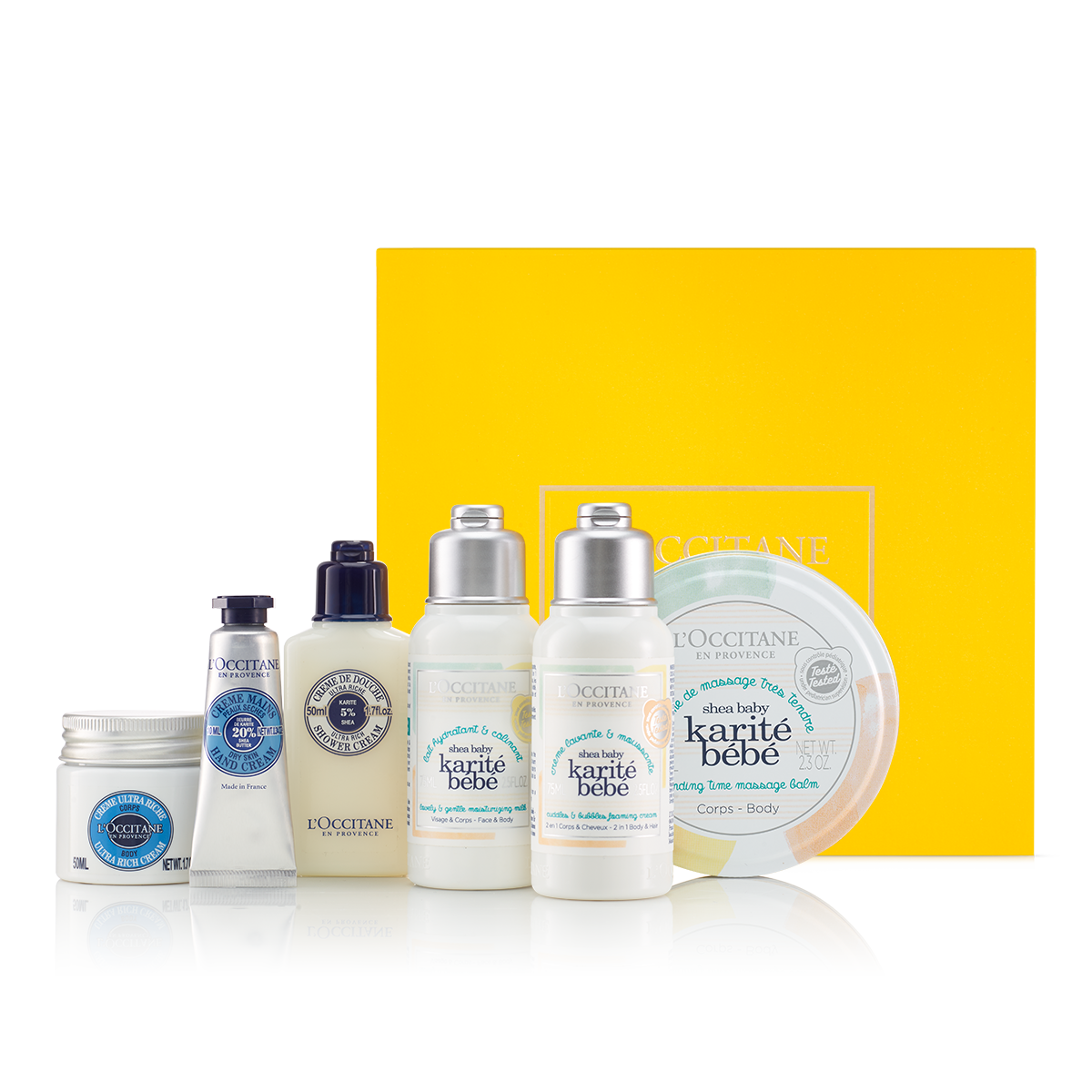 Shea Baby Collection - L'Occitane