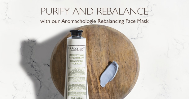 Purify and Rebalance Face Mask