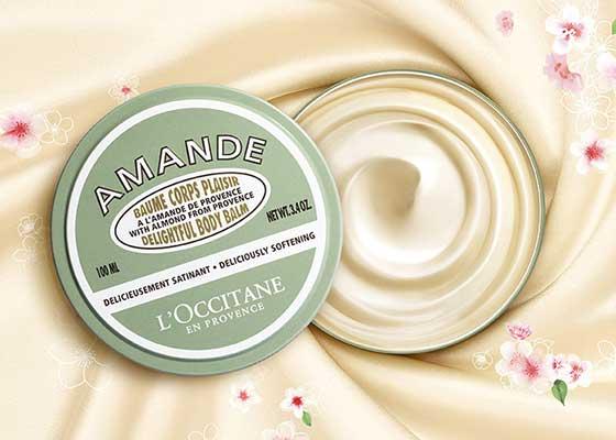Almond Collection Loccitane