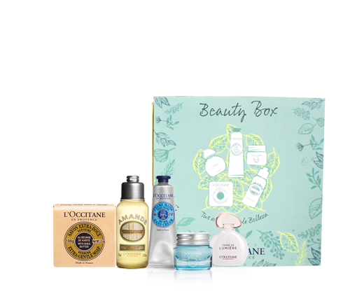 Beauty Box Crema