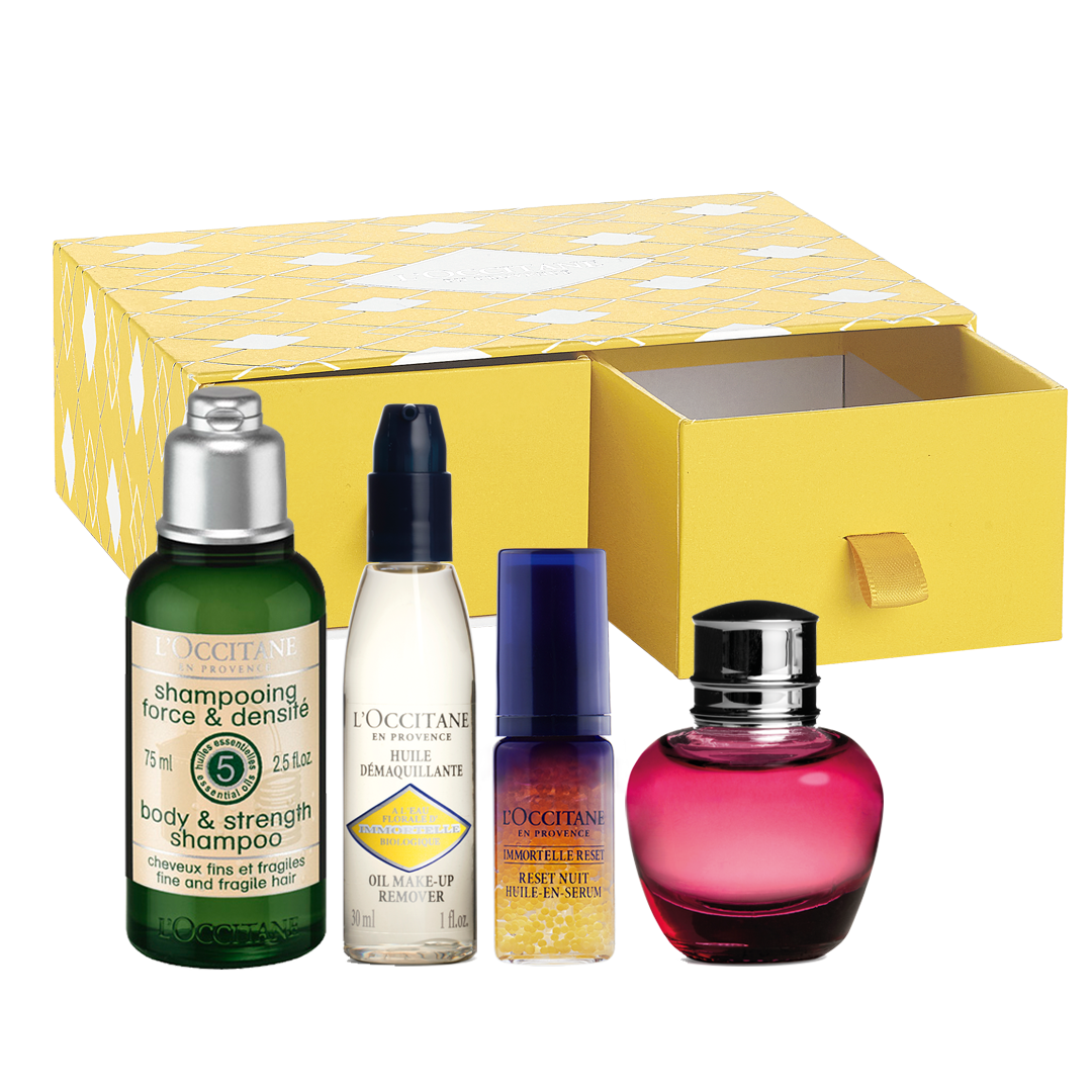 Gratis! Radiance Skin Gift Set