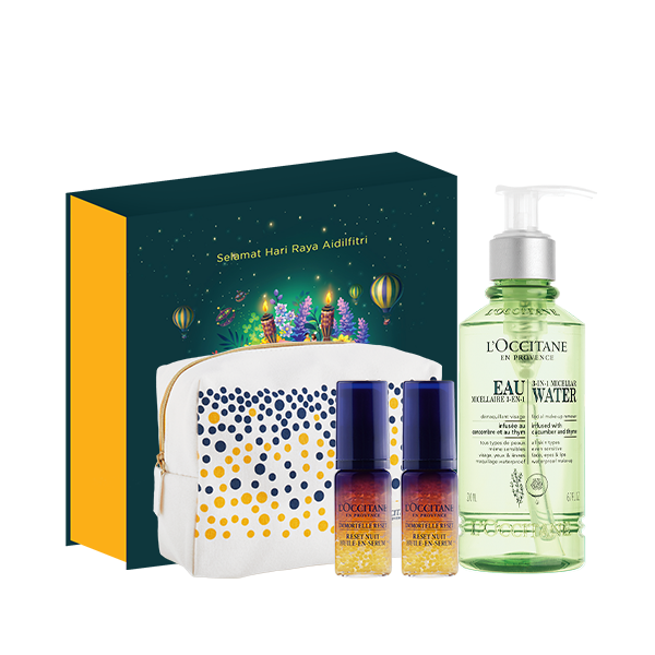 Raya Essential Cleanse & Reset Combo