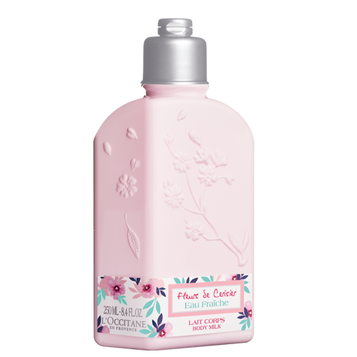 L'OCCITANE CHERRY BLOSSOM EAU FRAICHE BODY MILK