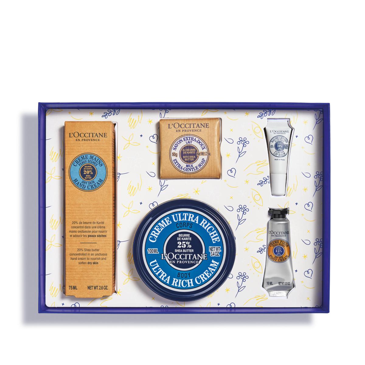 Shea Butter Lifestyle Christmas Kit