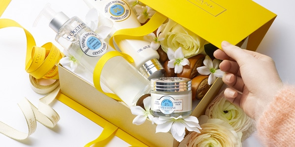 Shea Collection Gift - L'Occitane