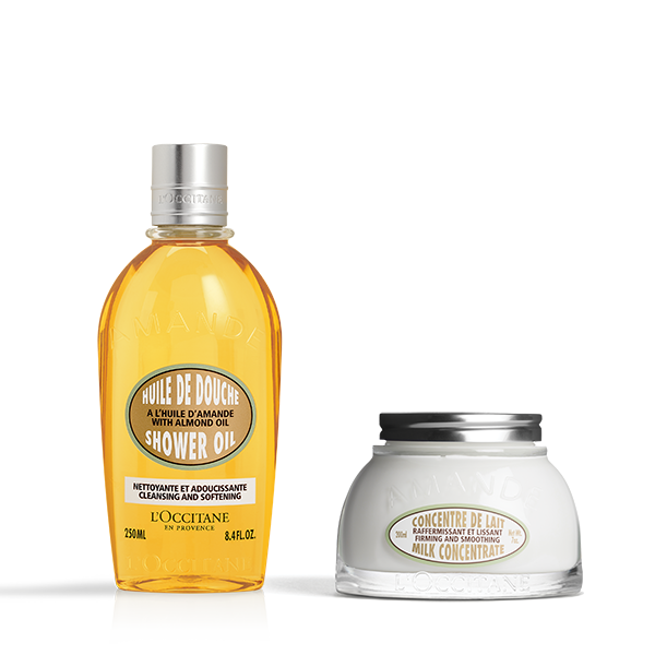 Almond Shower Duo - L'Occitane