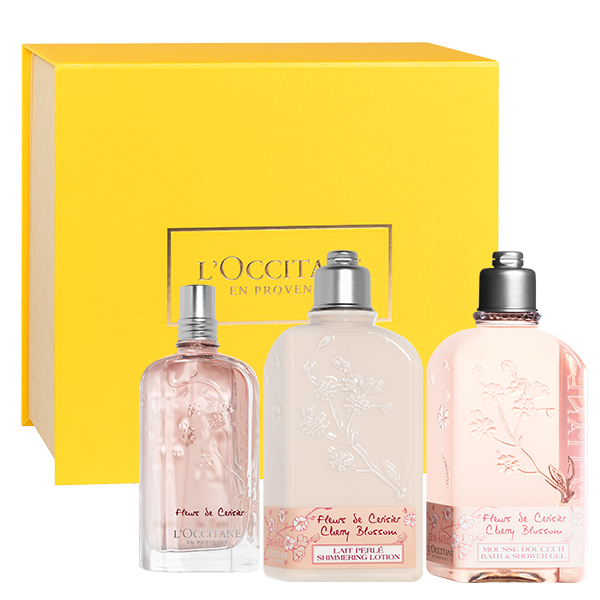 Cherry Blossom Fragrance Set