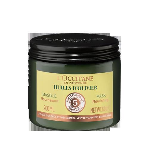 Aromachologie Olivier Nourishing Hair Mask