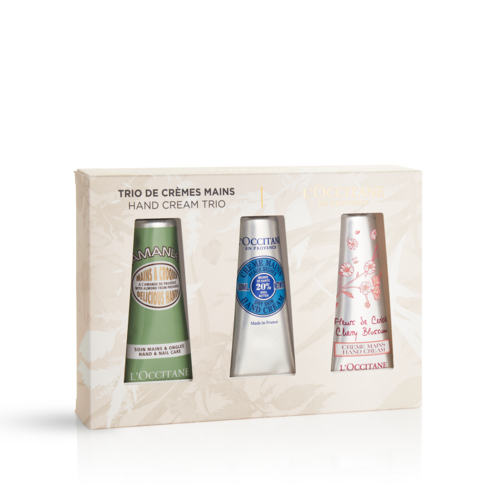 Hand Cream Trio Mothers Day Gift