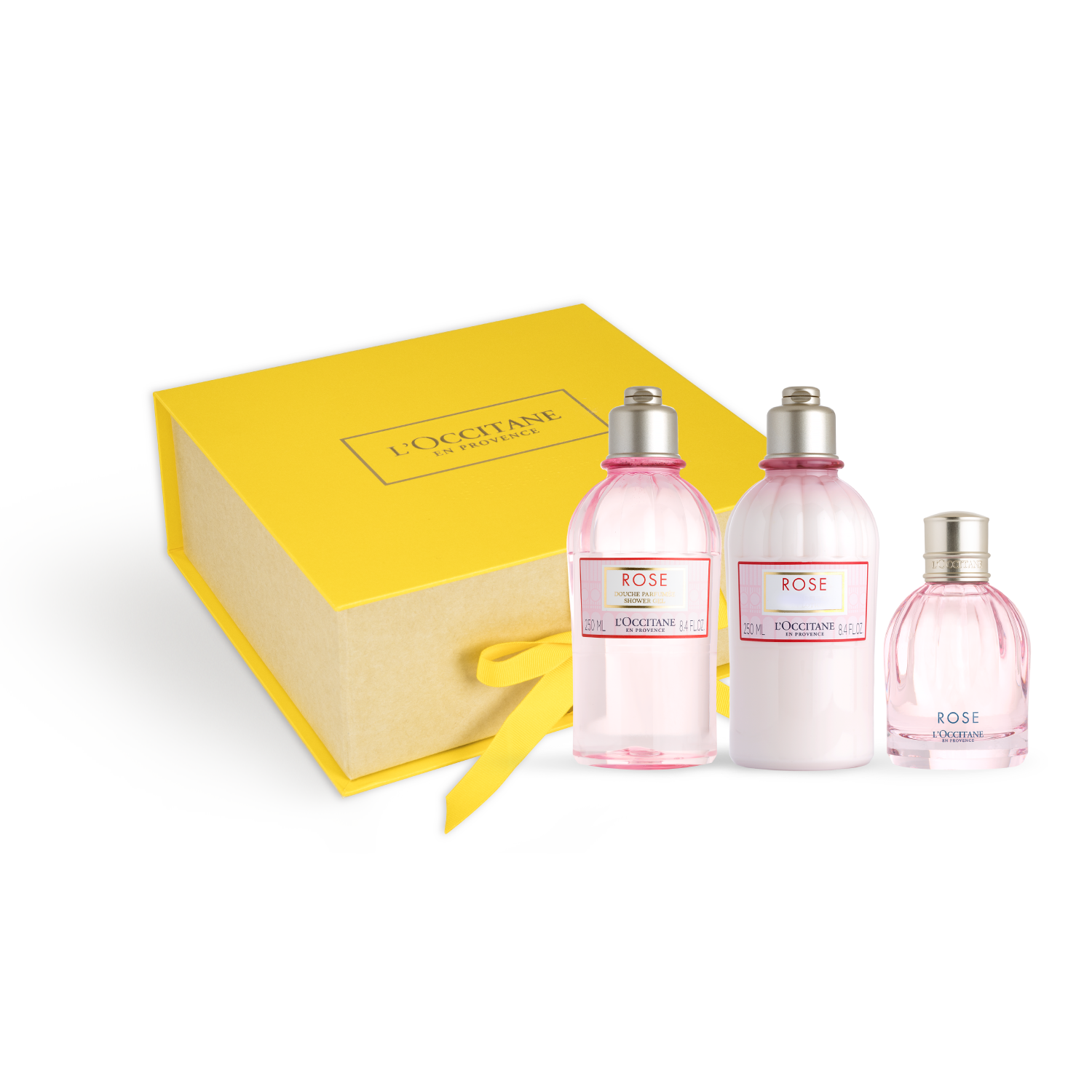 Rose Collection Gift Set