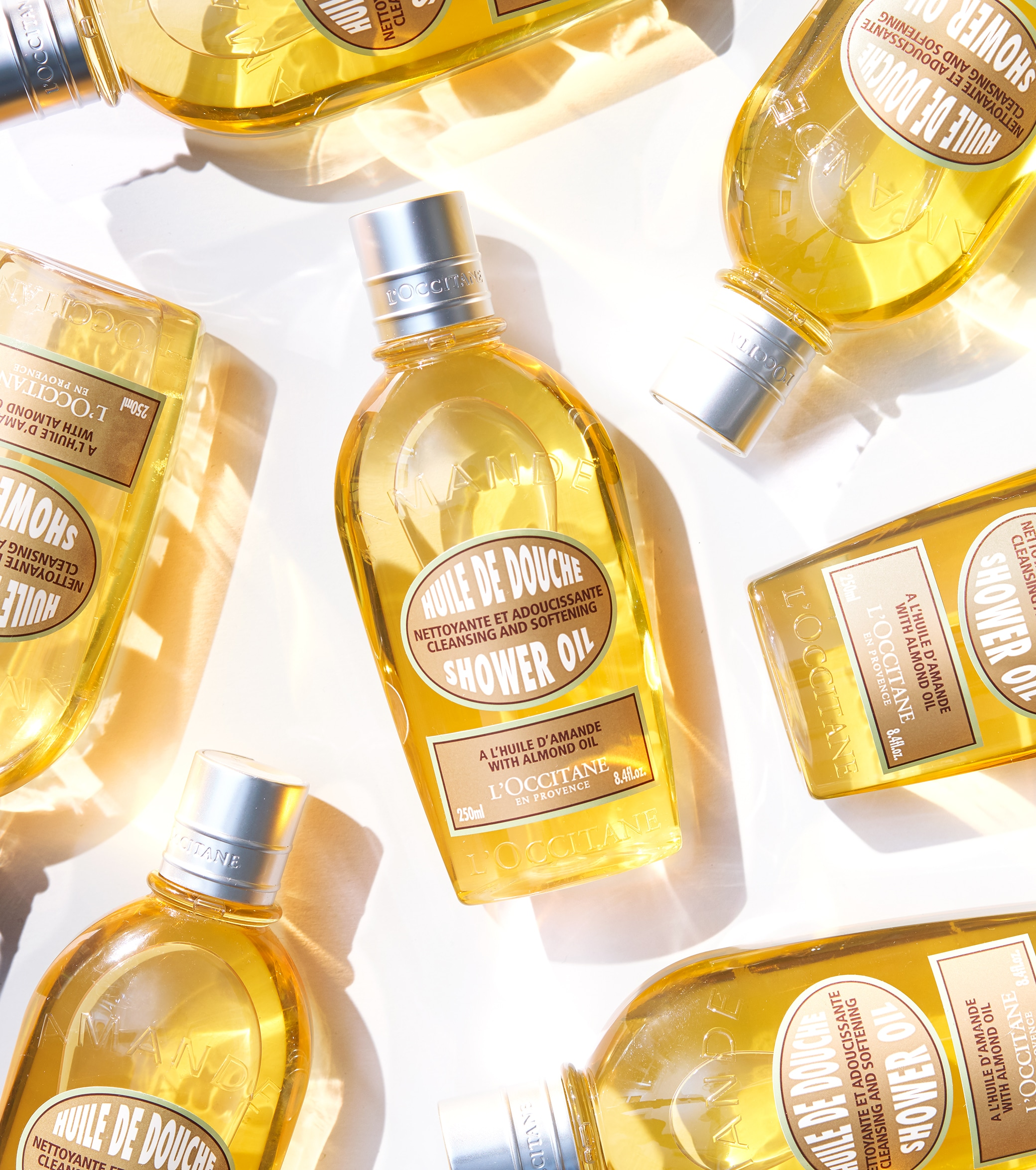 4 Reasons to ❤️️ Almond Shower Oil