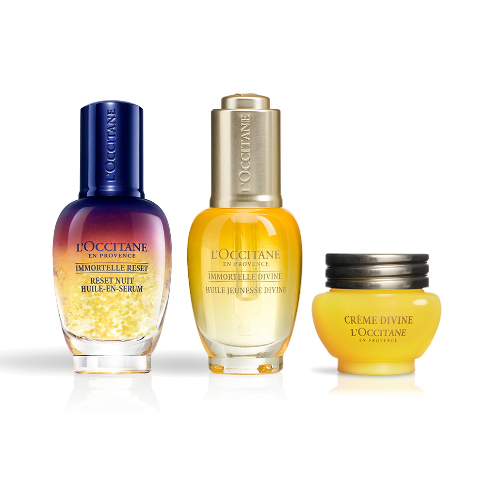 Reset & Divine Youth Oil Set