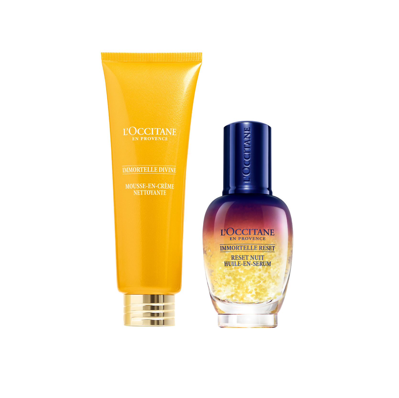 Immortelle Reset and Cleansing Bundle