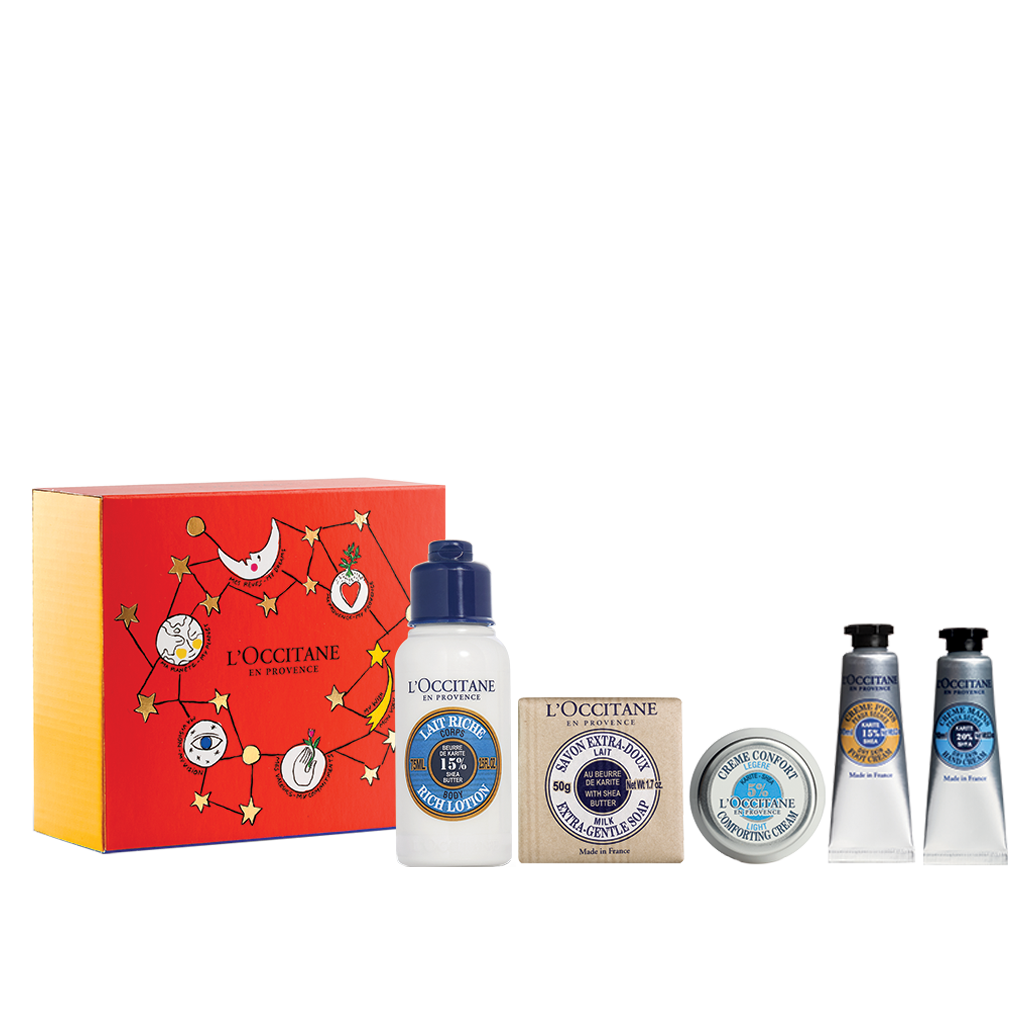 Shea Winter Nourishing Holiday Gift
