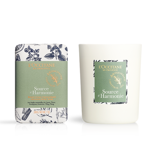 Harmony Soap And Candle