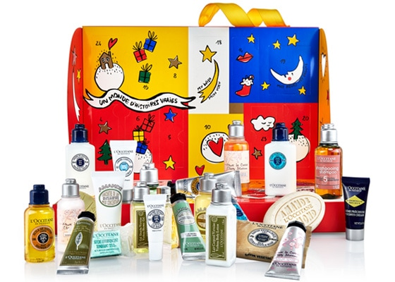 L'Occitane Holiday Special limited edition Advent Calendar
