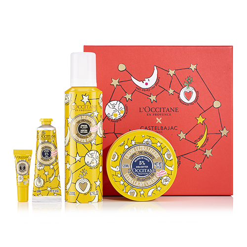 Delightful Tea Collection by Castelbajac Paris - L'Occitane
