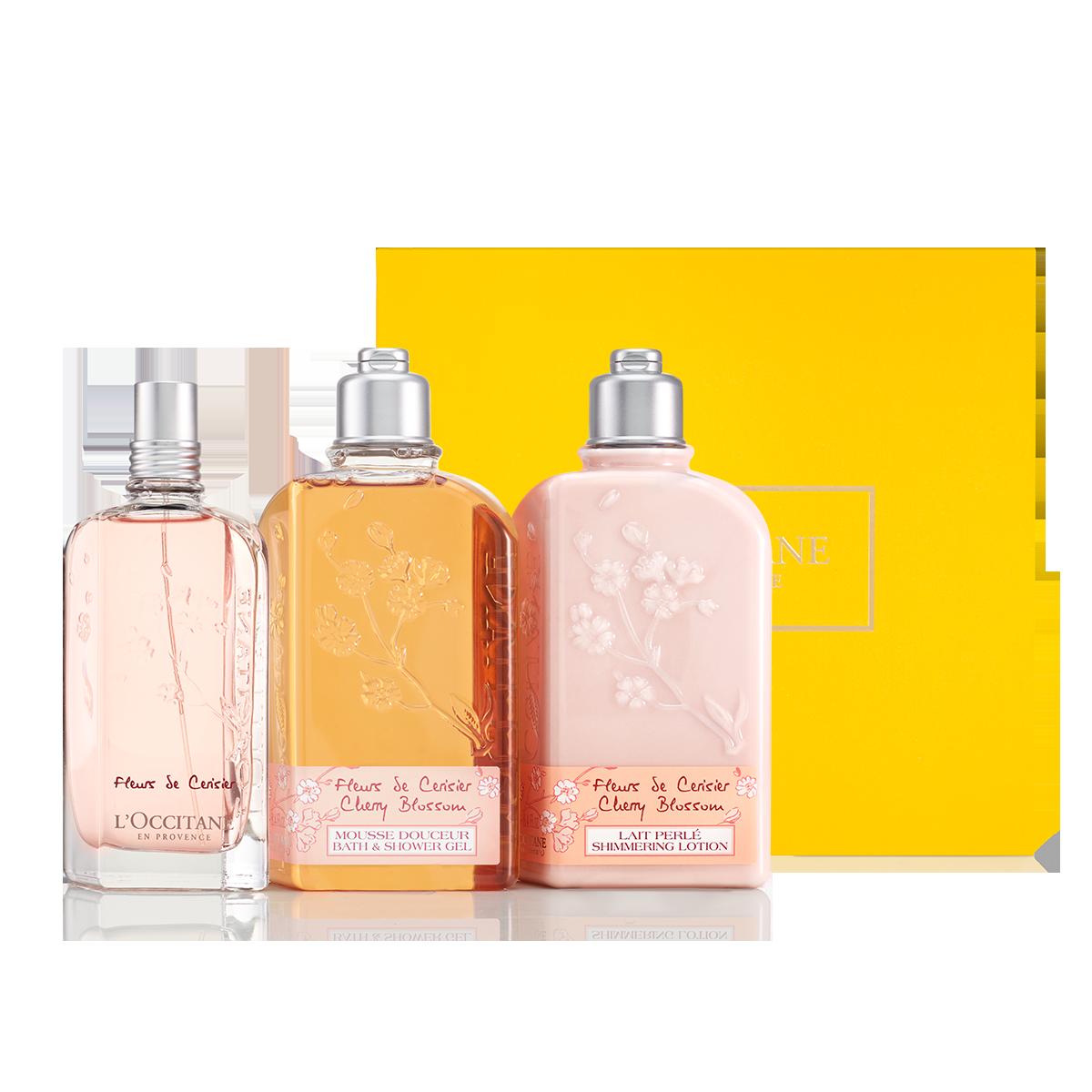 Cherry Blossom Fragrance Collection - L'Occitane